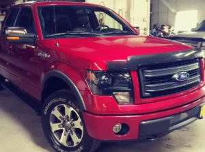 2013 Ford F150 Super Cab FX4