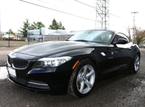 2009 BMW Z4 30i Roadster Convertible