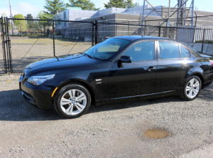 2009 BMW 5 Series 528i xDrive Sedan