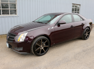 2009 Cadillac CTS Sedan