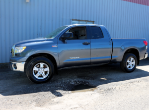 2008 Toyota Tundra Double Cab SR5 Pickup 4D