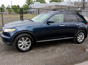 2007 Infiniti FX35 Sport Utility 4D