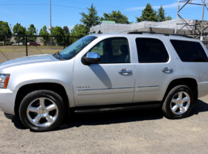 2013 Chevrolet Tahoe LTZ Sport Utility 4D