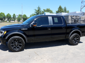 2009 Ford F150 SuperCrew Cab FX4 4D