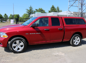 2012 Dodge RAM 1500 Quad Cab ST Pickup 4D