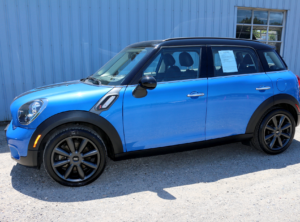 2013 MINI Countryman S Hatchback