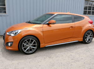 2016 Hyundai Veloster Turbo Coupe 3D