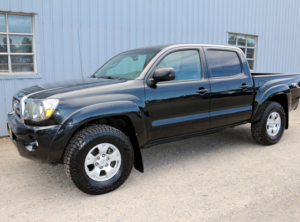 2010 Toyota Tacoma Double Cab Pickup 4D