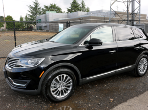 2016 Lincoln MKX Select Sport Utility