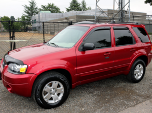 2007 Ford Escape Limited Sport Utility 4D