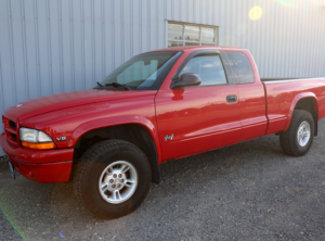 1997 Dodge Dakota Club Cab Pickup