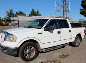 2006 Ford F150 SuperCrew Cab Lariat