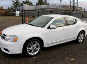2012 Dodge Avenger SXT Plus Sedan 4D