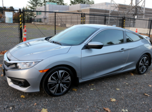 2016 Honda Civic EX-L Coupe 2D