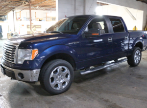 2010 Ford F150 SuperCrew Cab XLT Pickup 4D