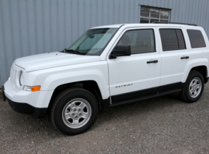 2016 Jeep Patriot SUV 4D