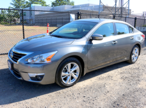2015 Nissan Altima 2.5 SL Sedan 4D