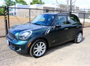 2013 MINI Countryman S ALL4 Hatchback 4D