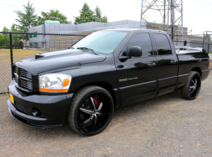 2006 Dodge RAM 1500 Quad Cab SRT-10 Viper Pickup 4D