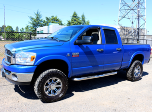 2008 Dodge RAM 2500 Quad Cab SLT Pickup 4D