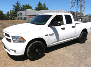 2017 Dodge RAM 1500 Quad Cab Tradesman 4D