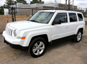 2016 Jeep Patriot Latitude Sport Utility 4D