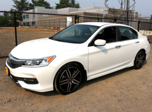2017 Honda Accord Sport Sedan 4D
