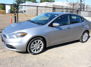 2016 Dodge Dart Limited Sedan 4D