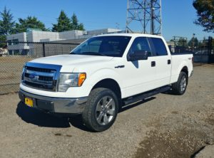 2010 Ford F150 SuperCrew Cab XLT 4D 6.5ft Box