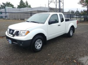 2014 Nissan Frontier King Cab S Pickup 2D 6ft