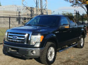 2010 Ford F150 SuperCrew Lariat Pickup 4D 5.5ft Bed