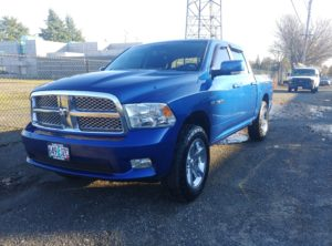 2009 Dodge Ram 1500 Crew Cab SLT 4D 5.5ft