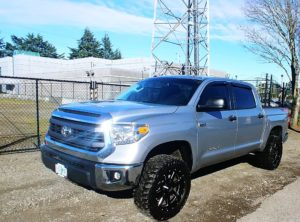 2014 Toyota Tundra CrewMax SR5 Pickup 4D 5.5ft Box
