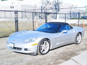 2006 Chevrolet Corvette Convertible 2D