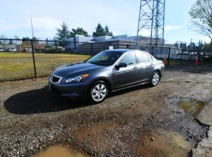 2008 Honda Accord EX Sedan 4D