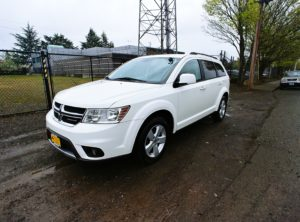 2012 Dodge Journey SXT SUV 4D