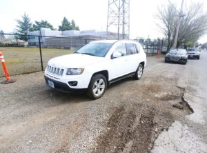 2014 Jeep Compass Latitude SUV 4D
