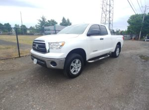 2011 Toyota Tundra Double Cab Pickup 4D 6.5ft