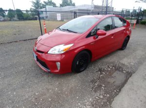 2012 Toyota Prius Two Hatchback 4D