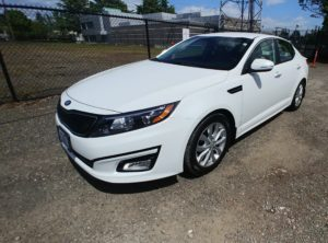 2014 Kia Optima EX Sedan 4D