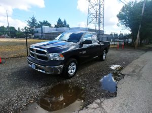2015 Ram 1500 Quad Cab Tradesman 4D 6.33 ft
