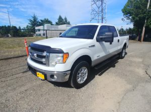 2013 Ford F150 SuperCrew Cab XLT Pickup 4 D 5.5 ft
