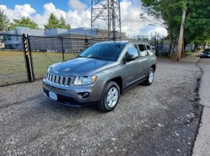 2013 Jeep Compass Sport SUV 4D
