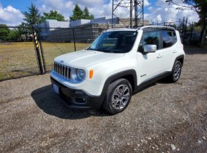 2017 Jeep Renegade Limited SUV 4D