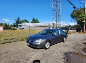 2006 Honda Accord EX-L Sedan 4D