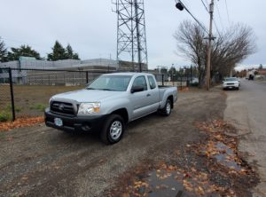 2007 Toyota Tacoma Access Cab Pickup 4D 6ft