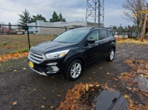 2017 Ford Escape SE SUV 4D