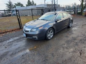 2012 Acura TL SH AWD Sedan 4D