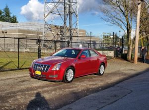 2013 Cadillac CTS 3.0 Luxury Collection Sedan 4D