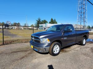 2014 Ram 1500 Regular Cab Tradesman Pickup 2D 8ft